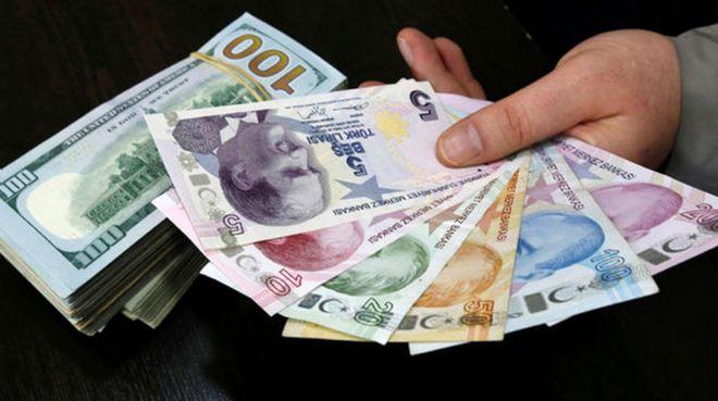 TCMB anketinde yıl sonu dolar/TL tahmini 4,12 oldu