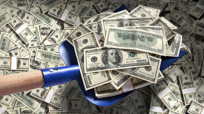 Dakikalar i�inde 180 milyon $ kazand�!