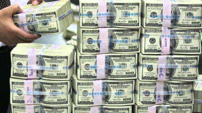 Kısa vadeli dış borç stoku 119,8 milyar dolar