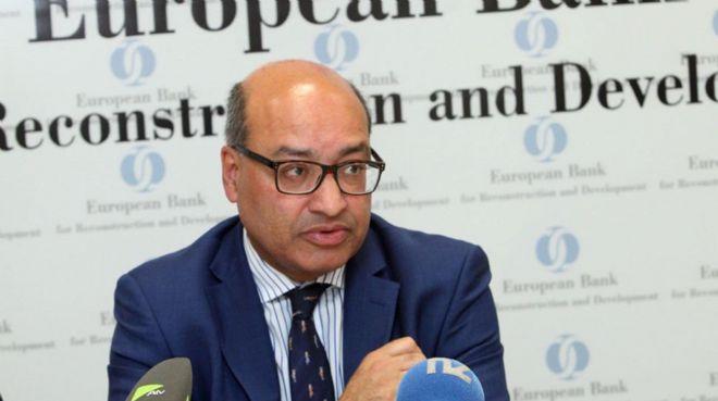 EBRD Başkanı Chakrabarti Türkiye`ye gelecek