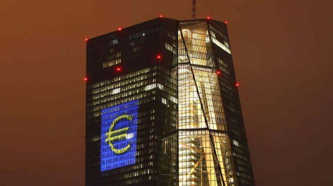 Avrupa Merkez Bankası enflasyon hedefine uzak