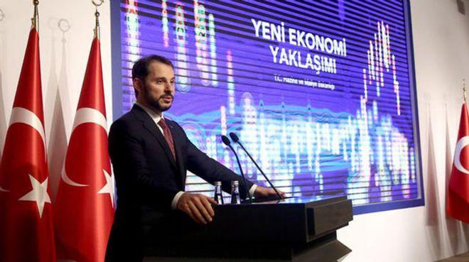 `Yeni Ekonomi Yaklaşımı` tanıtım toplantısı gerçekleşti