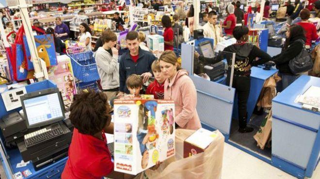 ABD`de perakende satışlar yüzde 5.8 arttı