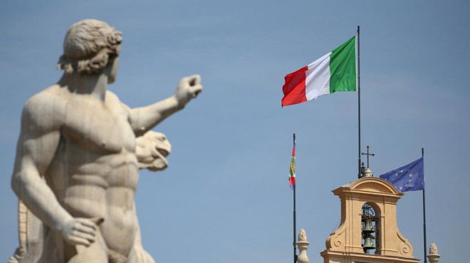 ECB, bir kriz durumunda İtalya`nın yardımına gelemez