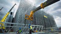 AB`de inşaat üretimi nisanda sert düştü