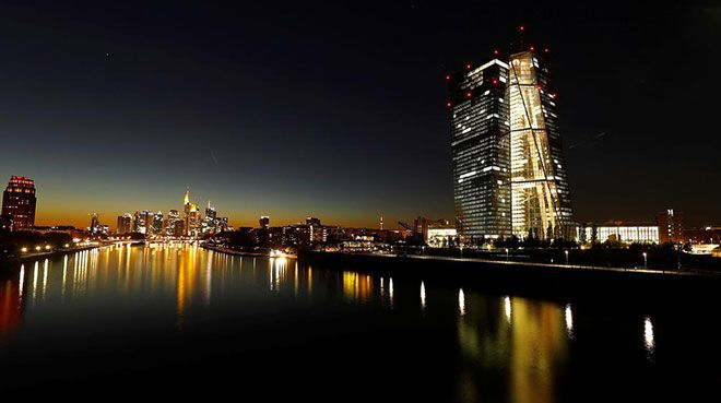 `ECB faizleri daha da düşürebilir`