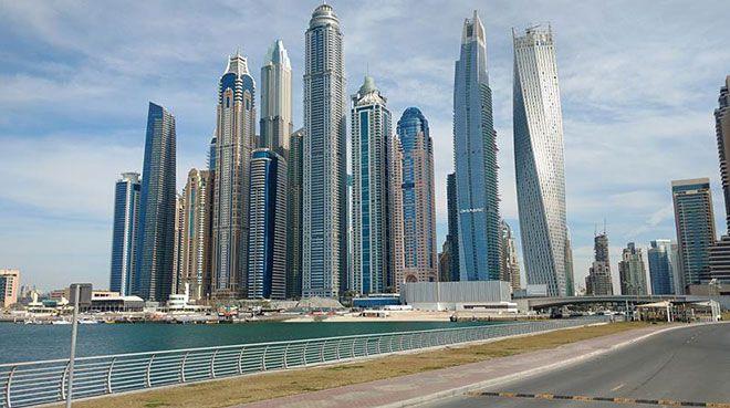 Dubai`de ticari faaliyetlerin durdurulması kararı uzatıldı