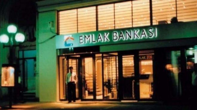 Emlak Bankası `Emlak Bank` adıyla geri dönüyor