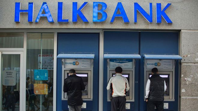 Halkbank `kat�l�m` i�in d��meye bast�