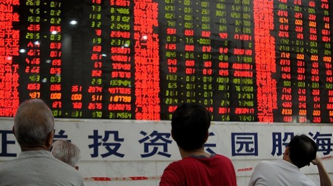 Çin`de tatil bitti! Kötü Pazartesi