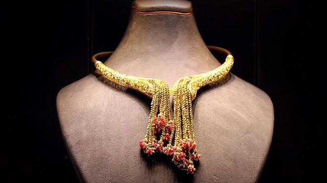 Mücevher ihracatı arttı