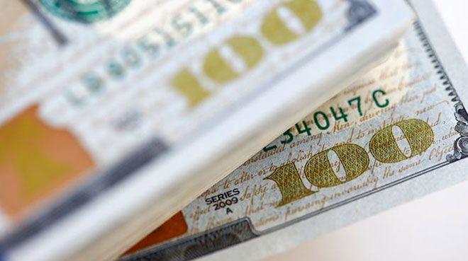 Yabancılar 95,4 milyon dolarlık hisse senedi sattı