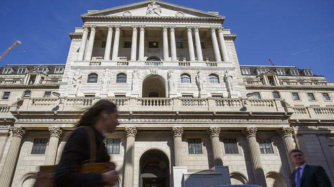 BoE: Faizler düşük kalmaya devam edecek