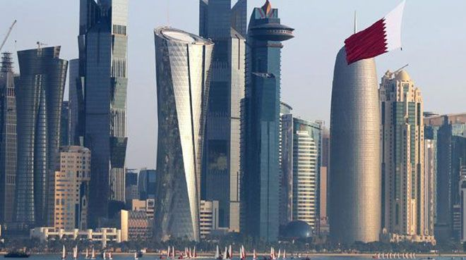 Katar`dan 3 bankaya dava