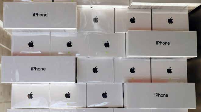 Apple, 38 milyar dolar vergi ödeyecek