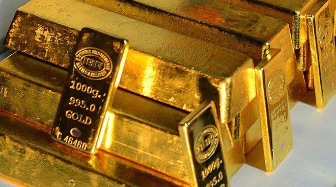 Türkiye`nin altın ithalatı şubat ayında 5 bin 10 kg oldu