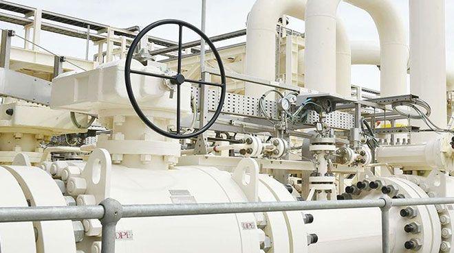 Doğal gaz ithalatı nisanda azaldı