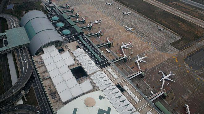Hava ulaşımında 38 projeye 454,7 milyon lira harcanacak