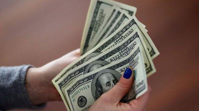 Bankalarda yabancı para varlıkları geriledi