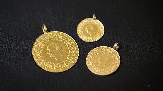 Gram altın 274 lira seviyelerinde