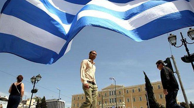Yunanistan 2017`de %1,5 büyüdü