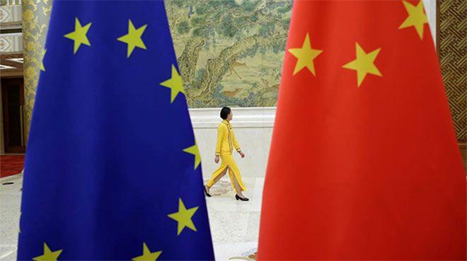 AB üyeleri Çin'e yönelik strateji arayışında