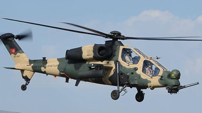 Helikopter koruması yerli üreticiye emanet