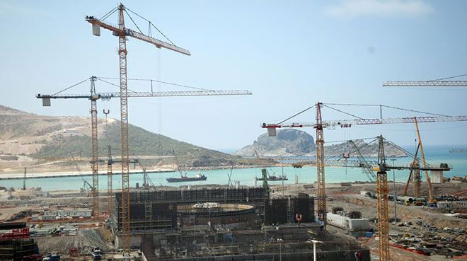 Türkiye`nin ilk nükleer güç santralinde 2023 mesaisi