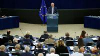Avrupa Parlamentosu`nda euronun 20. yılı kutlandı