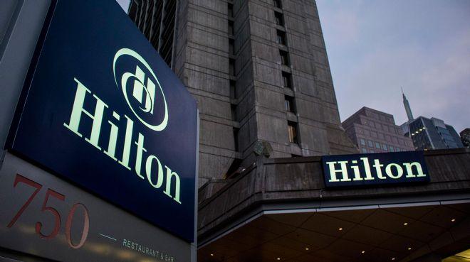 JPMorgan, Hilton`dan hisse aldı