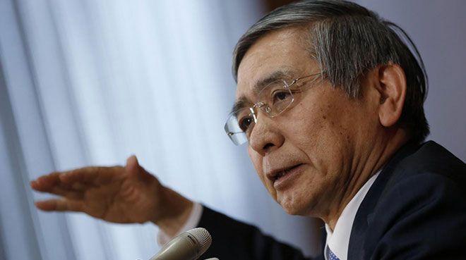 `BoJ daha fazla parasal genişlemeye hazır`
