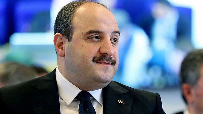 Bakan Varank: Amasya'nın 20 yıllık hayali, çılgın proje hayata geçti