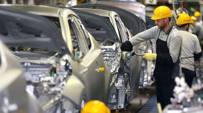 Sakarya`nın otomotiv ihracatındaki yükselişi sürüyor