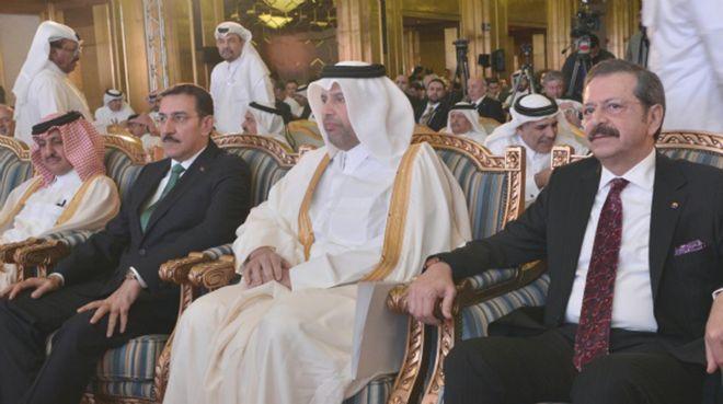 `Katar`da ihalelerde Türk firmalarına öncelik verilecek`