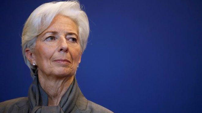 ECB`den Lagarde`ın yeni başkan atanmasına onay