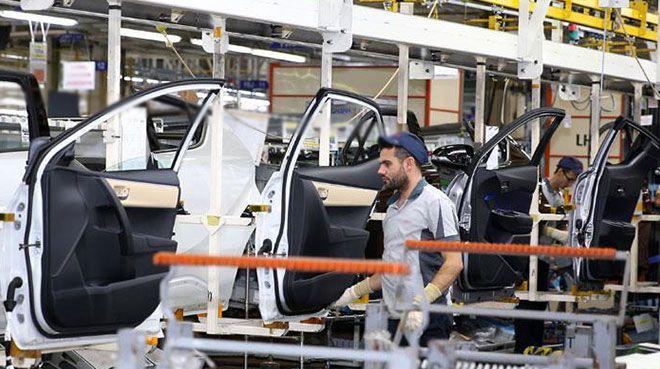 Sakarya`da 6 ayda 141 bin 495 araç üretildi