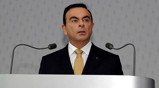 Nissan`ın eski üst yöneticisi Ghosn resmen suçlandı