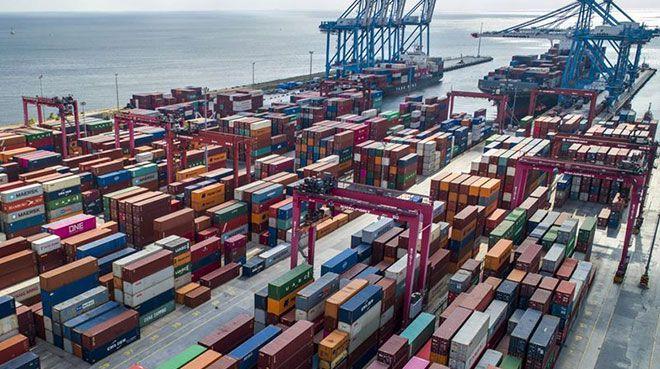 İstanbul 218 noktaya ihracat yaptı