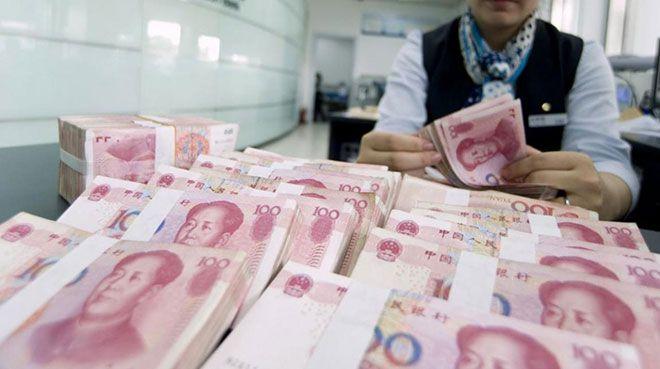 Çin piyasalara rekor miktarda fonlama sağladı