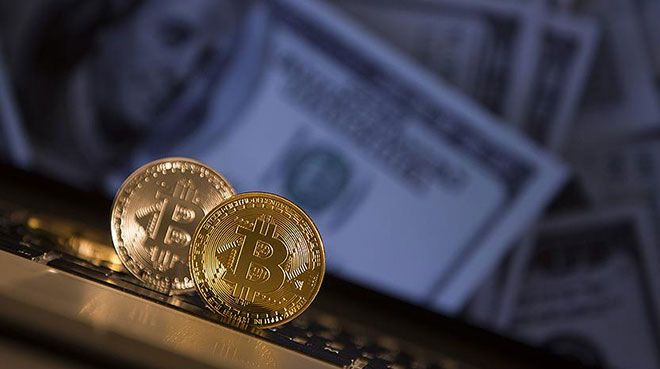 Bitcoin 3,500 doların altında