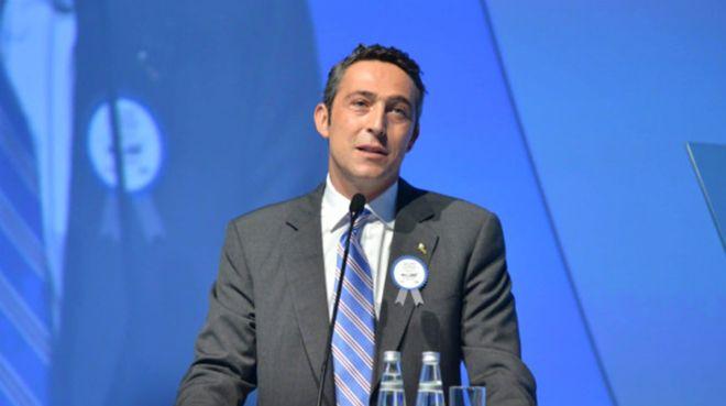 Ali Koç, yeniden Yapı Kredi Bankası Yönetim Kurulu Başkanı