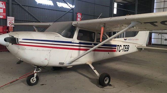 TMSF 5 uçağı satışa çıkardı