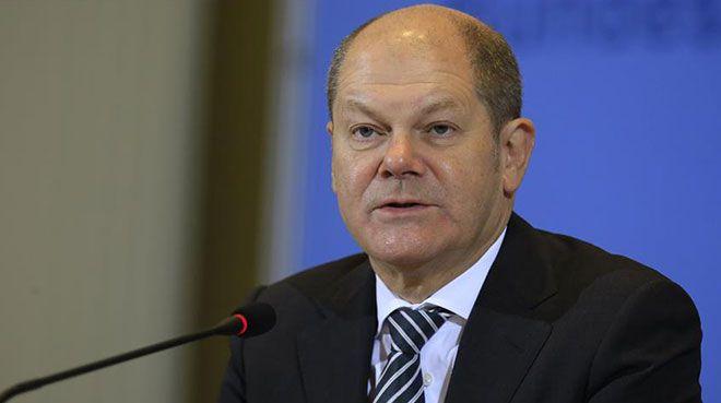 `Almanya ekonomisi durgunluktan uzak`