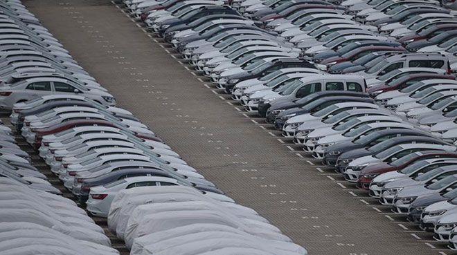 Otomotiv pazarı şubatta büyüdü