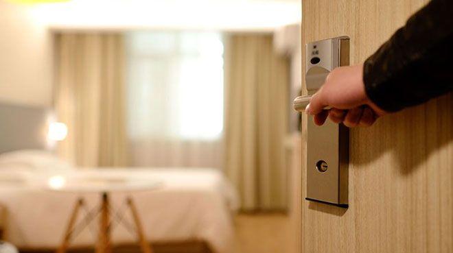 Otel doluluk oranları geriledi