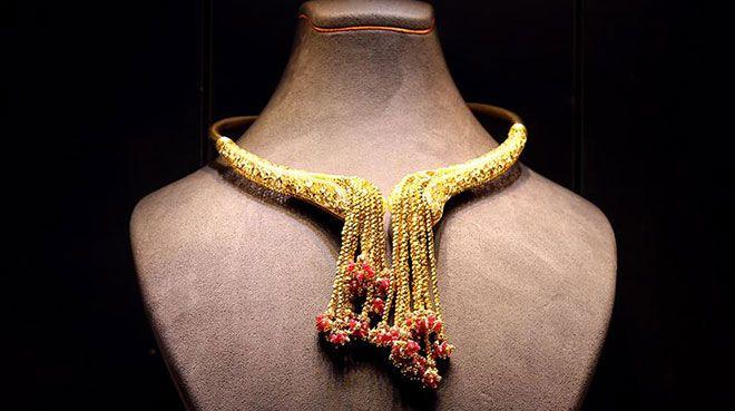 Mücevherde hedef ABD`ye yılda 1 milyar dolar ihracat