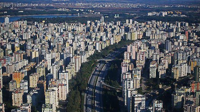Türkiye`de geçen yıl 1,4 milyon konut satıldı