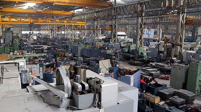Makine ihracatı 13 milyar doları geçti