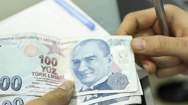 Toplam kredi stoku 3,3 trilyon lira oldu