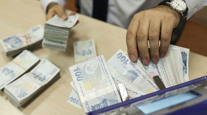 Bankacılık sektörünün mevduatı azaldı